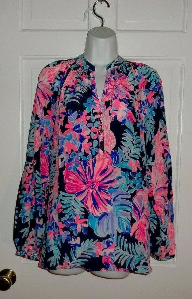 94b1901abcf566 Nwt Lilly Pulitzer Multi Garden Get Away and 37 similar items