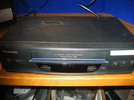Panasonic PV-V4520 4-Head Hi-Fi VCR - $144.93