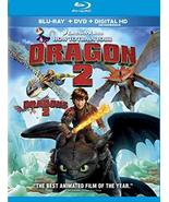 How To Train Your Dragon 2 (Blu-ray+DVD+Digital) New - $6.95