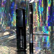 NWOB Marc Jacobs Black Highliner & Velvet Noir Mascara Travels image 2
