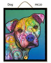 Dean Russo Placas Perro Brooklyn Basado en Regalo Perfecto Completo - $25.66 CAD