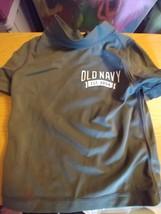Old Navy Boys 12-18 Months Grey White Rash Guard Swim Shirt - $8.00