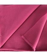 "Polar Fleece Solid Fabric CANDY PINK 1 1/2 Yard Or 56"" Cozy Warm 60"" Wide - $14.84"