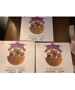 Ideal Protein 3 boxes Salted Caramel Chocolatey Clusters 7 packets 15g p... - $99.99