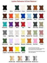 Leather Refinish Color Restorer Dye image 2
