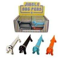 Jingle Dog Dachshund Pens (Set of 4) - $18.82