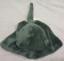 "Sea World NICE GRAY STINGRAY 15"" Plush STUFFED ANIMAL Toy - $18.32"