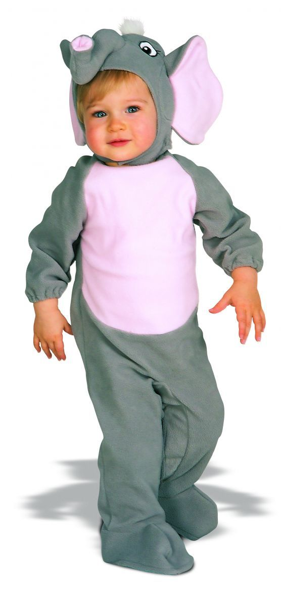 Primary image for Infant Works 4 Peanuts Elephant Halloween Costume
