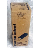 Pampered Chef Bread Tube - Scalloped - New in Package #1565 - $14.01