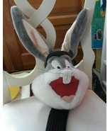 "Looney Tunes Golf Club Head 17"" Buggs Bunny with green check hat - $43.00"