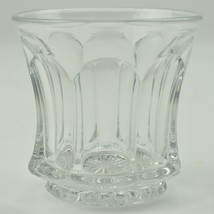 Vintage Heisey Glass Colonial Panel Clear Mustard No Lid 331 Replacement Crystal - $17.99