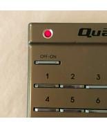 Quasar Remote Control TR-18 Genuine OEM Original Remote Tested Working - $9.99
