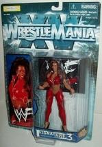 WWF Jacqueline Wrestlemania XV Wrestling action figure NIB JAKKS Pacific... - $18.55