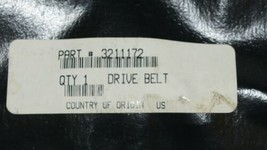 Polaris 3211172 Snow Dirt ATV OEM Belt Double Sided V Clutch Drive image 2