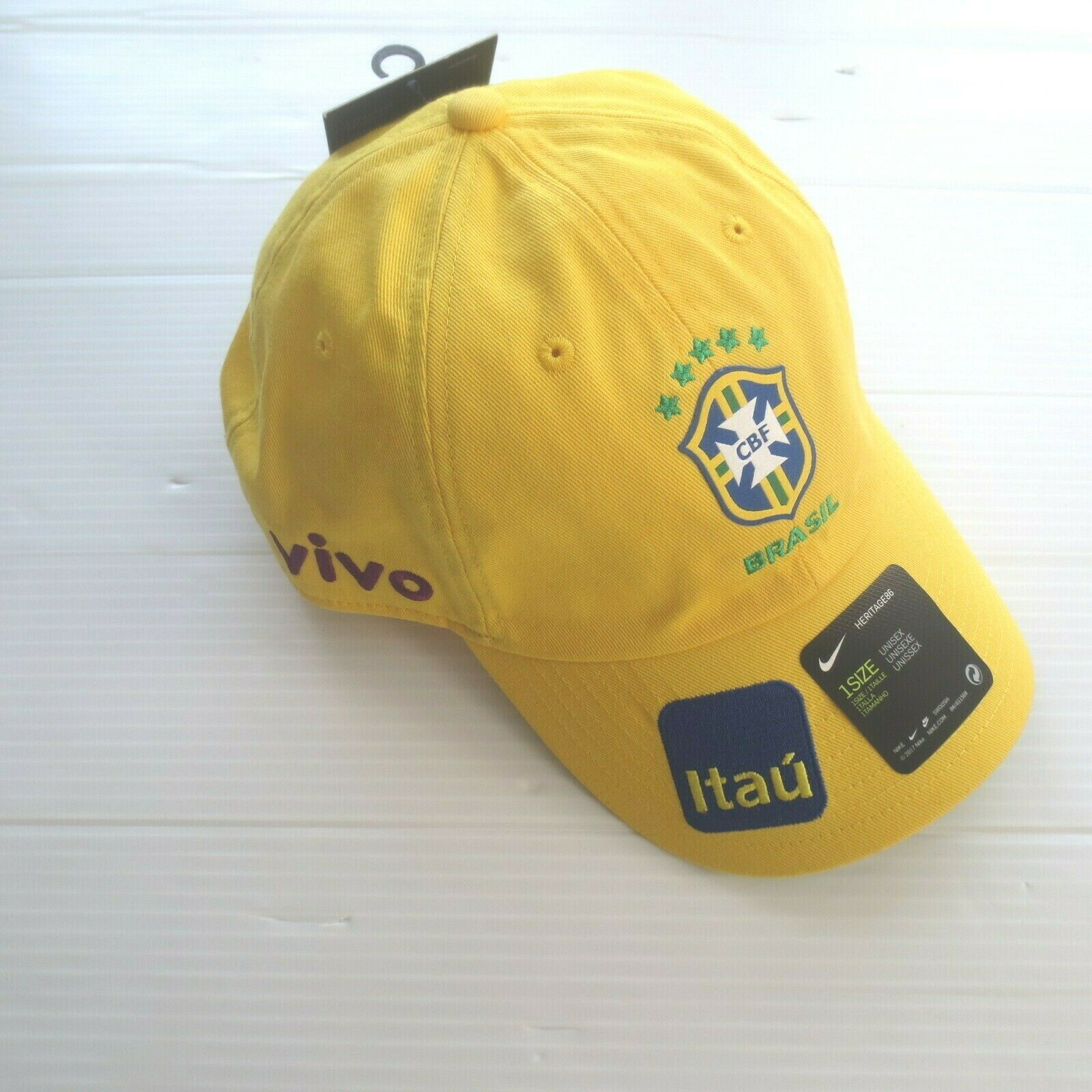 low cost official images best service Nike H86 Brazil Core Unisex Cap Hat - AJ5976 and 50 similar items