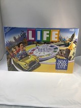The Game Of Life: New York Life Edition By Hasbro Limited 2010 Sealed Ne... - $48.42