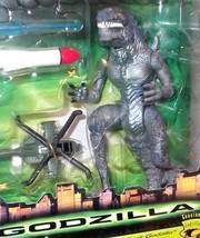 """✰ NEW NIB Trendmasters ✰ Tornado Blast Godzilla ✰ US Zilla 1999 6"""" Figur... - $99.99"""