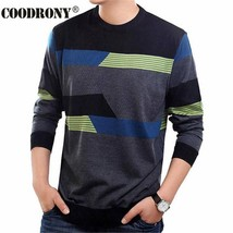 O-Neck Sweater Men Clothing Mens Sweaters Wool Cashmere pullover Men Bra... - $27.00