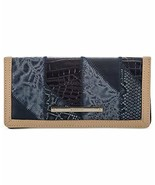 Brahmin Ady Denim Velazquez Leather Wallet - $162.36