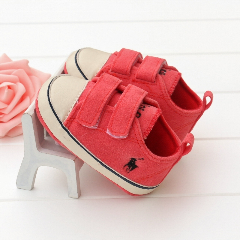 Hot Pink Baby Canvas Walking Shoes Girls Room Walking Shoes Toddler Shoes P186 for sale  USA