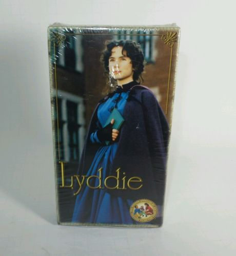 COLLECTIBLE VHS FEATURED FAMILY FILM LYDDIE W CC 1996 90 MINUTES