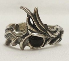 Final Fantasy VII Sephiroth Silver Ring Japan Size 21 (19.7mm) New Unuse... - $819.99