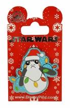 WDW Trading Pin - Star Wars - Holiday Porg - $30.84