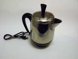 Farberware Superfast Percolator Fully Automatic 2 - 4 Cup COMPLETE Model... - $24.99