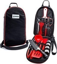 Cooking & Grilling Utensil Organizer Travel Set & Carry Case, Portable S... - £50.35 GBP