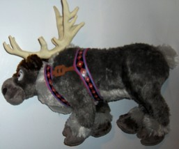 "Disney Store  Reindeer SVEN Plush Large Doll  Stuffed Animal ""Frozen"" movie - $24.74"