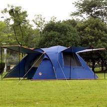 Family Tent Camping 1 Room 2 Hall Sun Shelter Gazebo Beach Adventure 3-4... - $198.46