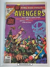 The Avengers Annual  #7 (1963 1st Series) High Grade Collectible MARVEL ... - $34.99