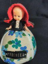 Vintage half doll pin cushion - $9.99