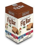 Nature's Bakery Stone Ground Whole Wheat Fig Bars 12 Raspberry 12 Bluber... - $24.99