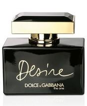 Dolce & Gabbana The One Desire 2.5 Oz Eau De Parfum Spray image 3