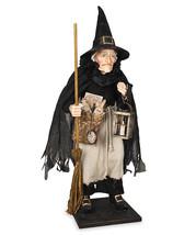 "Bethany Lowe Designs Halloween ""Vintage Griselda Witch"" TD7637 - $274.99"