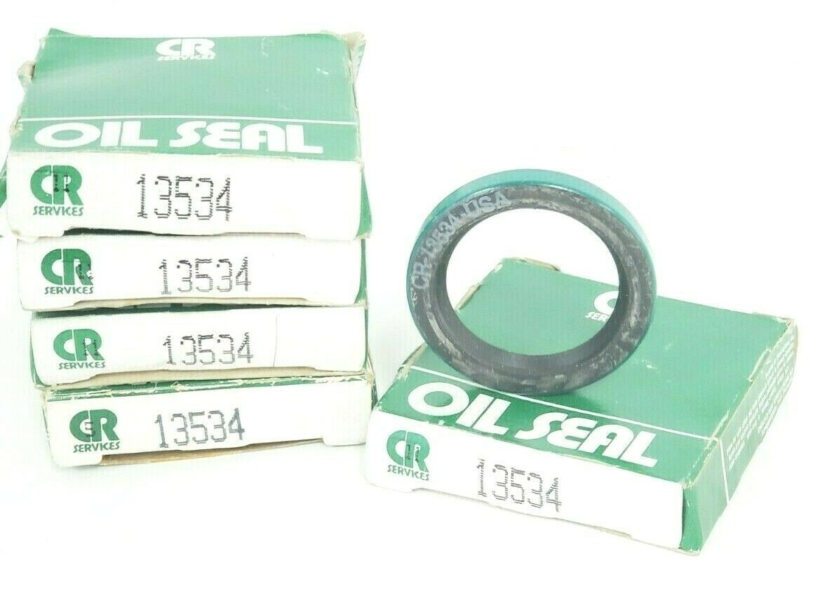 LOT OF 5 NIB CHICAGO RAWHIDE 13534 OIL SEALS
