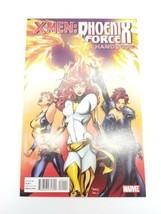 X-men Phoenix Force Handbook 2nd Coming Tie-In 2010 Marvel Comic Book Rare - $24.10