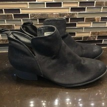 AE American Eagle black booties boots - $21.78