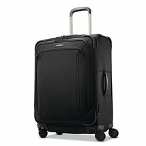 Samsonite Lineate Expandable Softside Checked Luggage with Spinner Wheels, 25 In - $275.27