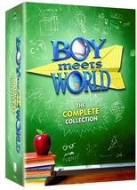 BOY MEETS WORLD the Complete DVD Series Collection 1-7 (22-Disc Set) Bra... - $40.50