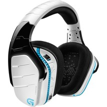 Logitech G933 Artemis Spectrum Wireless 7.1 Gaming Headset White 981-000620 - $102.27