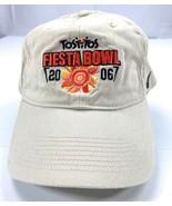 Nike 2006 Tostitos Fiesta Bowl Notre Dame Baseball Cap Hat Khaki Men's S... - $13.67