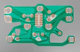 Corvette C3 1977-1982 Gauge Cluster Printed Circuit Board New - $47.51