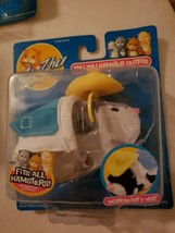Zhu Zhu Pets Hamster Outfit Western Hat & Vest New HTF Hamster NOT Included  - $8.90