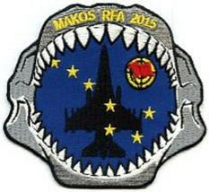 USAF-93RD-FIGHTER-SQ-RED-FLAG-ALASKA-2015-02-MacDill-AFB-FL Patch Sticker - $9.89