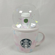 Starbucks Japan SAKURA  2020 Snow globe and Mug 89ml - $55.44
