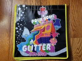 Trolls Pour Some Glitter On Me Reusable Tote Bag