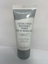 Rimmel Lasting Finish Breathable Primer, Clear 1 oz - $3.79
