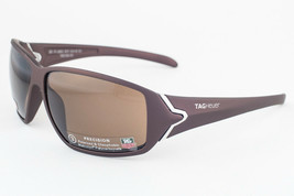 TAG HEUER RACER Brown / Brown Polarized Precision Sunglasses 9203 202 - $214.62